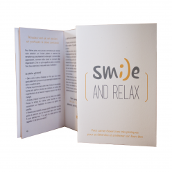 Petit carnet d'exercices Smile and relax