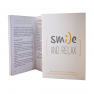 Carnet d'exercices de lâcher prise Smile and Relax